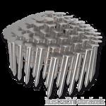 Hřebíky do krytiny ve svitku 16° 3,05 x 19 mm, hladké, žárový zinek