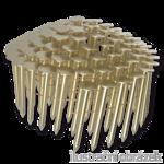 Hřebíky do krytiny ve svitku 16° 3,05 x 19 mm, hladké, zinkované