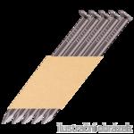 Hř. pásk. v papíru 34° 3,1 x 80 D-hlava hladké