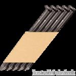 Hř. pásk. v papíru 34° 2,8 x 63 D-hlava konvex