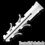 Hmoždinka UPA-L standard s lemem 5x25mm nylon