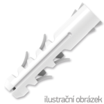 Hmoždinka UPA standard 6x30mm nylon