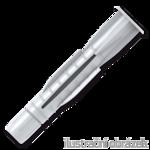 Hmoždinka uzlovací s lemem UHL 10x61mm, polyethylen