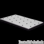 Děrovaná styčníková deska 100x400x2,0