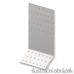Úhelník 135° Typ1 60x180x60x2,5