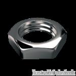 Matice nízká M6 ZB DIN 439 B, 4