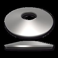 Podložky s těsnící gumou EPDM