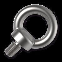 Šroub závěsný s okem DIN 580, FeZn