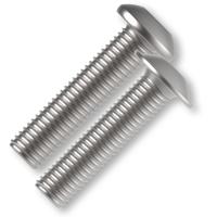 Šroub s půlkulatou hlavou, imbus ISO 7380/7380-2FL