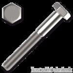 Šroub 6hr.hlava M16x130 ZB závit částečný DIN 931 8.8.