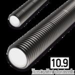 Závitová tyč M10x1000, 10.9 bez povrch. úpravy
