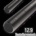Závitová tyč M24x1000, 12.9 bez povrch. úpravy