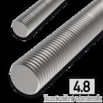 Závitová tyč M10x2000, ZB 4.8