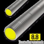 Závitová tyč M6x1000, ZB 8.8