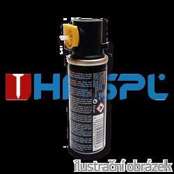 Dóza s plynem 78mm/18g/30ml - žlutý pruh
