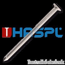 Konvexní hřebíky 2,8/3,0 x 40 mm, nerez AISI 304