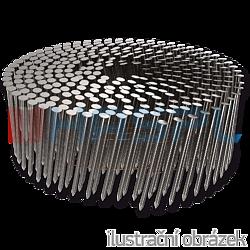 Hř. pásk. na drátku 16° 2,1 x 35 konvex