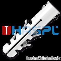 Hmoždinka UPA standard 8x40mm nylon