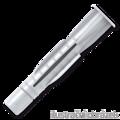 Hmoždinka uzlovací s lemem UHL 6x38mm, polyethylen - 1/2