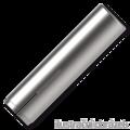 Kotva narážecí ocelová KNO 8x25, M6 ZB - 1/2