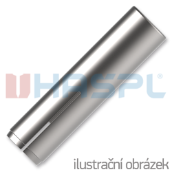 Kotva narážecí ocelová KNO 12x40, M10 ZB - 1
