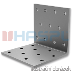Úhelník 90° Typ1 80x60x60x2,0 - 1