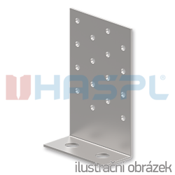Úhelník 90° Typ8 40x35x205x3,0 - 1