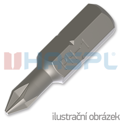Hrot phillips PH1 - 25 mm