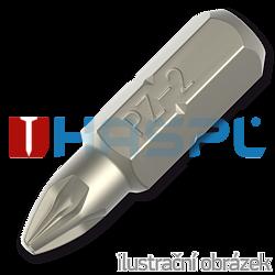 Hrot pozidrive PZ2 - 25 mm