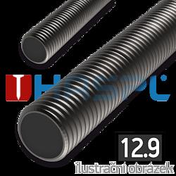 Závitová tyč M30x1000, 12.9 bez povrch. úpravy
