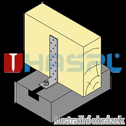 Kotevní prvek L Typ1 300x40x65x5,0 - 2