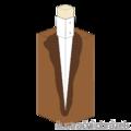 Kotvící hrot čtvercový 90x90x900 - 2/3