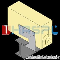 Spárová kotva typ 2 100x100x3,0 - 2