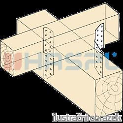 Spojka vaznice krokev 290 x2,0 - 2