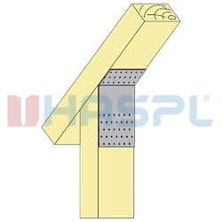 Úhelník 135° Typ1 80x180x60x2,5 - 2
