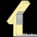 Úhelník 135° Typ1 140x180x60x2,5 - 2/3