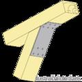 Úhelník 135° Typ2 100x90x30x2,5 - 2/3