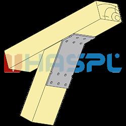 Úhelník 135° Typ2 120x90x30x2,5 - 2