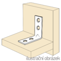 Úhelník 90° Typ4 Prolis 16x35x35x1,5 nábytkový - 2/3