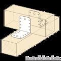 Úhelník 90° Typ4 55x70x70x2,0 - 2/3