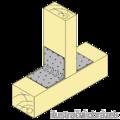 Úhelník 90° Typ5 Prolis 30x70x70x1,5 - 2/3
