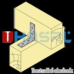 Úhelník 90° Typ6 40x70x70x3,0 - 2