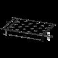 Děrovaná styčníková deska 120x400x2,0 - 3/3