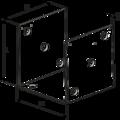 Kotevní prvek Typ U 100x100x4,0 - 3/3
