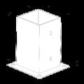Kotvící botka čtvercová 90x90x150 - 3/3