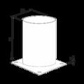 Kotvící botka kruhová 80x150 - 3/3