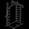 Trámová spojka skrytá Typ2 160x80x2,0 - 3/3