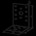 Úhelník 90° Typ2 80x65x100x3,0 - 3/3